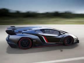 Supercar Lamborghini Limited Edition Lamborghini Veneno Supercar