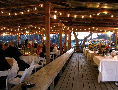 Patio Lights For Wedding Wedding Outdoor Lights 11 Ways Methods To Make Sure Your