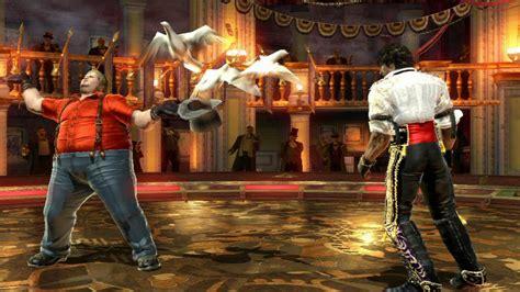 Emuparadise Tekken 7 | tekken 6 usa iso