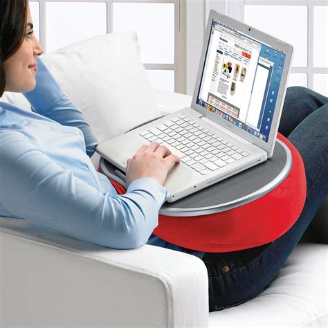 Laptop Pillows by E Pad Portable Laptop Desk The Green
