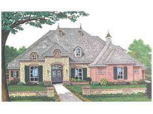 chateau home plans chateau house plan with 3459 square and 5 bedrooms