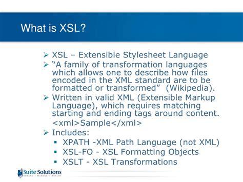 xsl pattern matching in xslt overview of xsl xpath and xsl fo