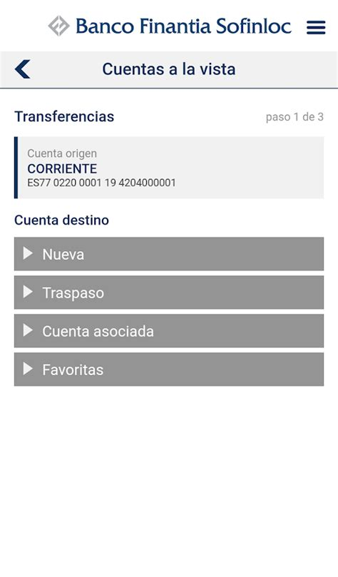 banco sofinloc bfs m 243 vil android apps on play