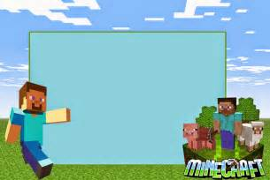 minecraft invitation template graduations invitations
