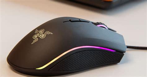 Mouse Razer Mamba Tournament Edition razer mamba tournament edition review gaming mouse