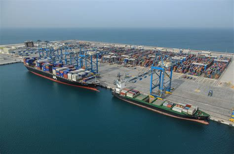 what is a port relevance of major and minor ports in international trade