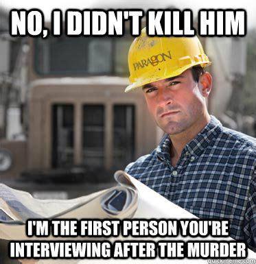 Construction Memes - svu construction worker memes are hilarious pinterest