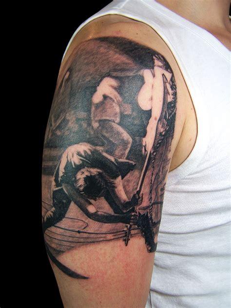 tattoo designs london ink ink fusion empire artist marin urbanc