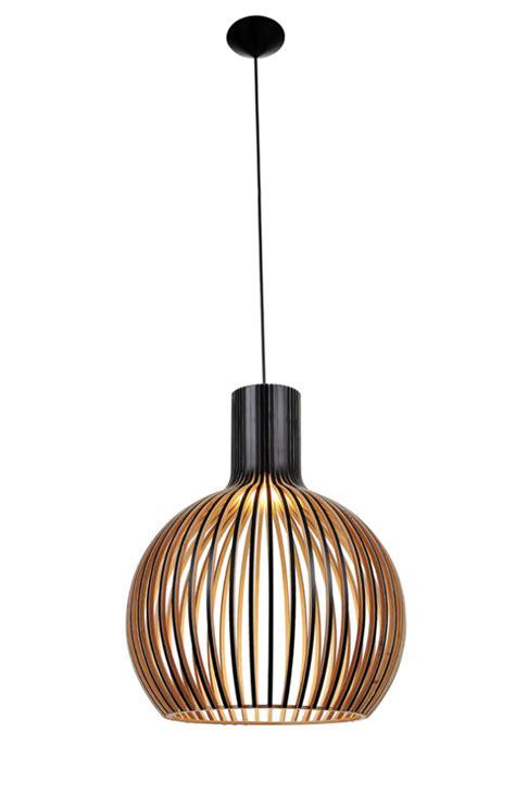 Outdoor Ceiling Lamp by Lighting Australia Replica Wood Octo 4240 Pendant Lamp
