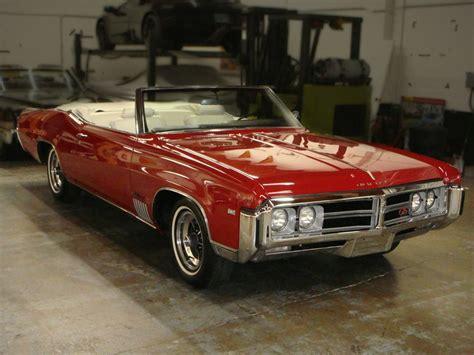1969 buick wildcat custom convertible 178096