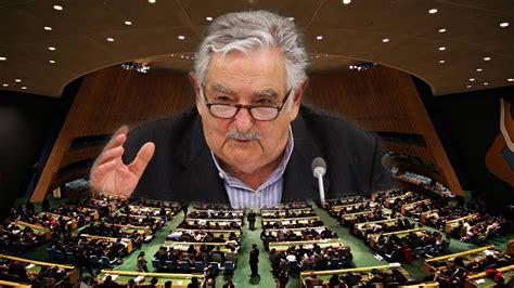 jos mujica presidente de uruguay en la onu el discurso jos 233 mujica presidente de uruguay en la onu el discurso