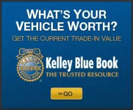 kelley blue book used cars trade in