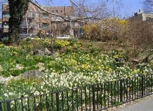 Bay Ridge Gardens by Narrows Botanical Garden Attractions In Bay Ridge