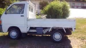 Daihatsu Hijet 4x4 Daihatsu Hijet 4x4 Mini Truck