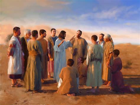 imagenes de jesus llamando a los apostoles la misi 243 n del disc 237 pulo la fe verdadera
