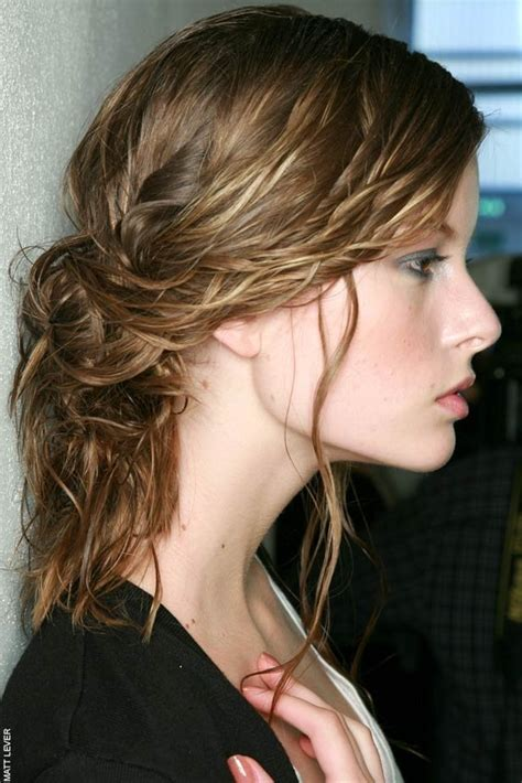 gibson knot hairdo for wet hair 8 x hittebestendige kapsels styletoday