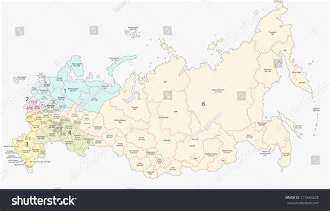 moscow russia zip code russian postcodes map stock vector 275846228 shutterstock