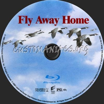 Resolutions At Flyaway Cafe by Fly Away Home Label Dvd Covers Labels By
