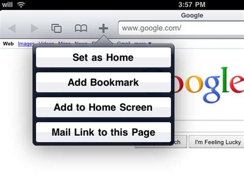new jailbreak app lets you set a home page in safari