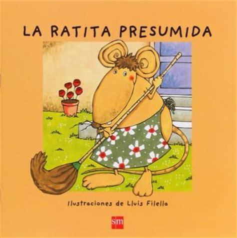 libro la ratita presumida la ratita presumida varios autores comprar libro en fnac es