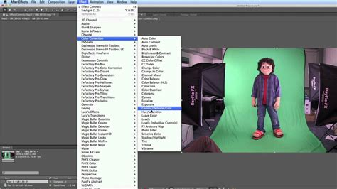 tutorial after effect professional adobe after effects professional keylight tutorial how