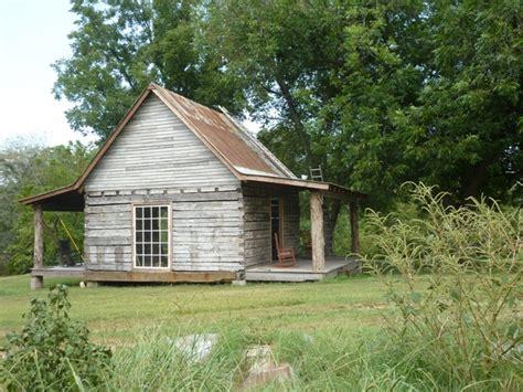 Log Cabin Restoration by Big Black Creek Historical Association Log Cabin Restoration Project