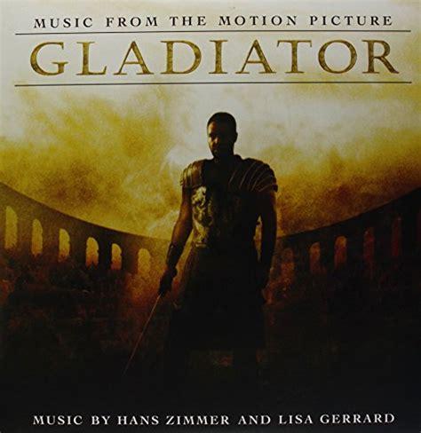 gladiator film music free download gladiator cd covers