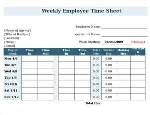 Time Clock Sheet Template by Employee Clock In Sheet