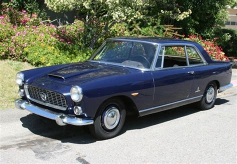Lancia Flaminia Coupe For Sale Bat Exclusive 1964 Lancia Flaminia 2 8 Pf Coupe Bring A