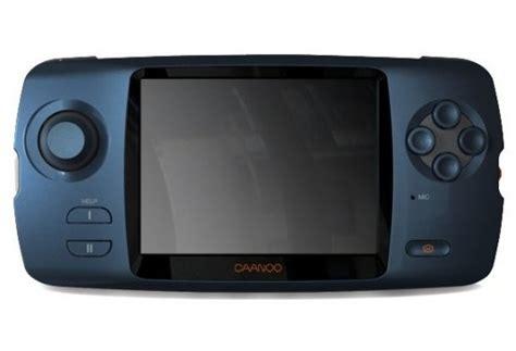 gamepark console nouvelle console portable gamepark gp2x caanoo sous linux