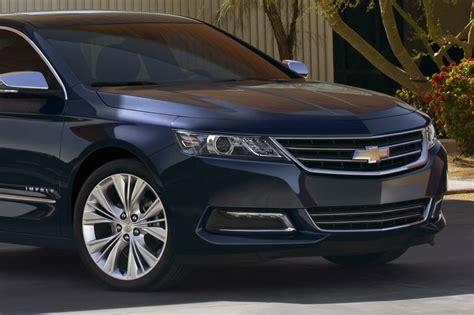chevrolet impala revealed pictures