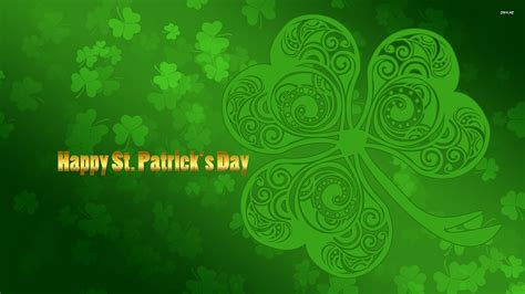 happy saint patrick s day wallpaper 800350