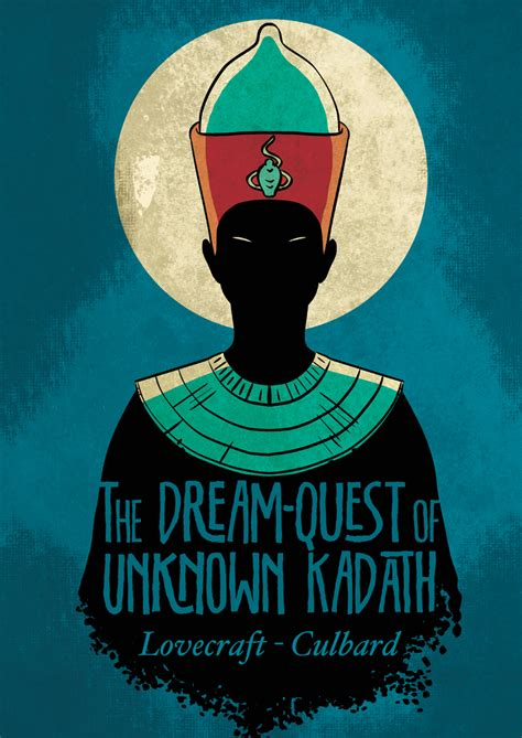 the dream of the review the dream quest of unknown kadath comic book daily