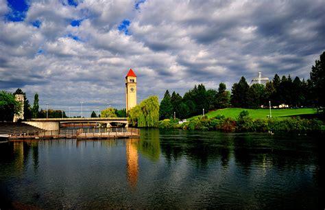 park spokane riverfront park spokane wa by cybrex190 on deviantart