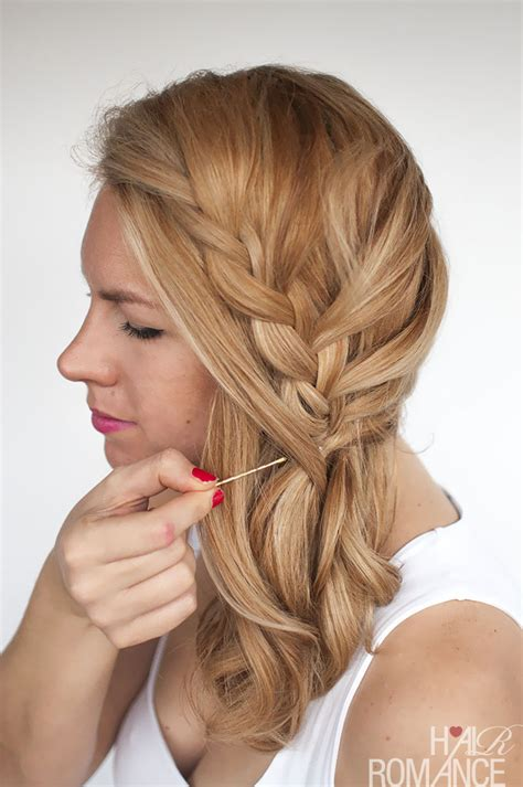 braided hairstyles layered hair how to braid when you have layers hair romance