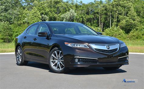 2015 acura tlx v6 sh awd advance package review test drive