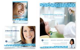 dentistry amp dental office flyer amp ad template design