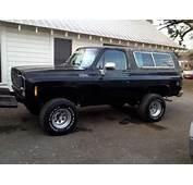 1975 Chevrolet Blazer K5 Convertible  YouTube