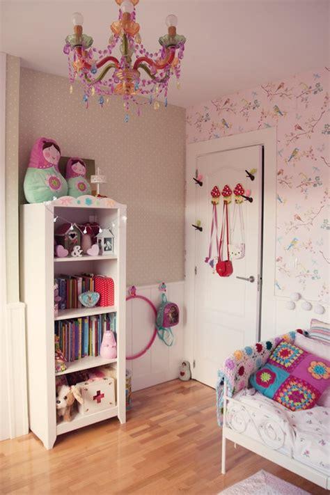 decorar habitacion bebe muebles ikea habitaci 243 n en rosa para una ni 241 a con muebles de ikea