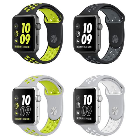 Applewatch Sport Series 2 38 Mm for apple bands 42mm nike series 2 new silicone sports band 38m 42 mm for