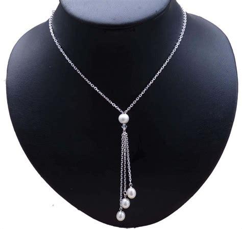Hochzeitsschmuck Silber by Hochzeit Brautkette Zeitlos Echtsilber