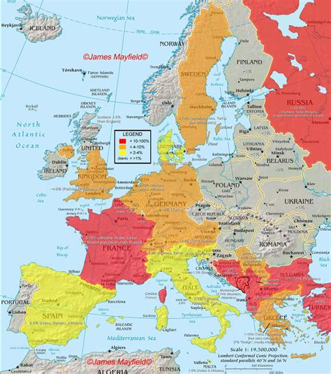 europe map today explaining the rapid rise of the xenophobic right in
