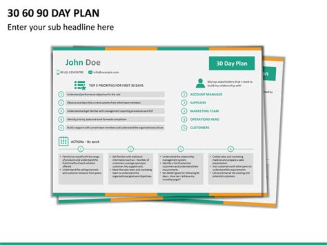 30 60 90 Day Plan Powerpoint Template Sketchbubble 30 60 90 Day Plan Powerpoint