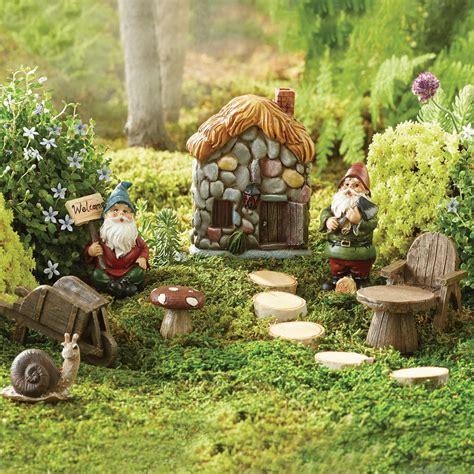 miniature gardening com cottages c 2 miniature gardening com cottages c 2 once upon a garden miniature cottage gnomes garden set 8
