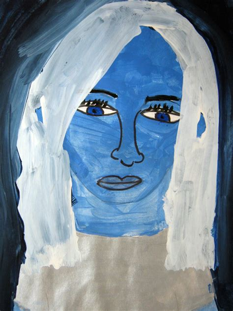 picasso paintings during the blue period picasso s blue period portraits masterpiece momma