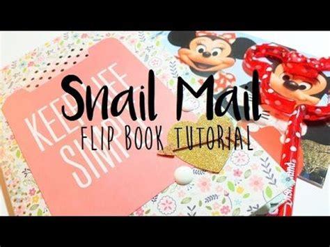 tutorial flash flip book penpal snail mail flip book tutorial how to pinterest