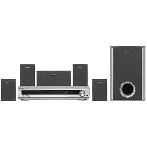 surround sound speaker placements sony dav dz100 home
