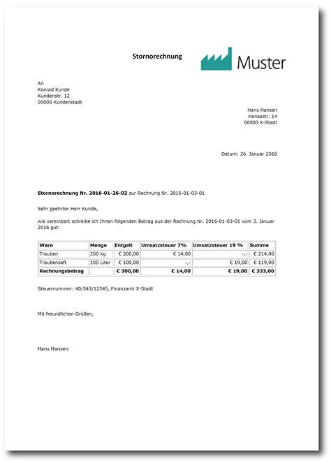 Musterbrief Auf Französisch Rechnungskorrektur Oder Gutschrift So Geht 180 S Richtig