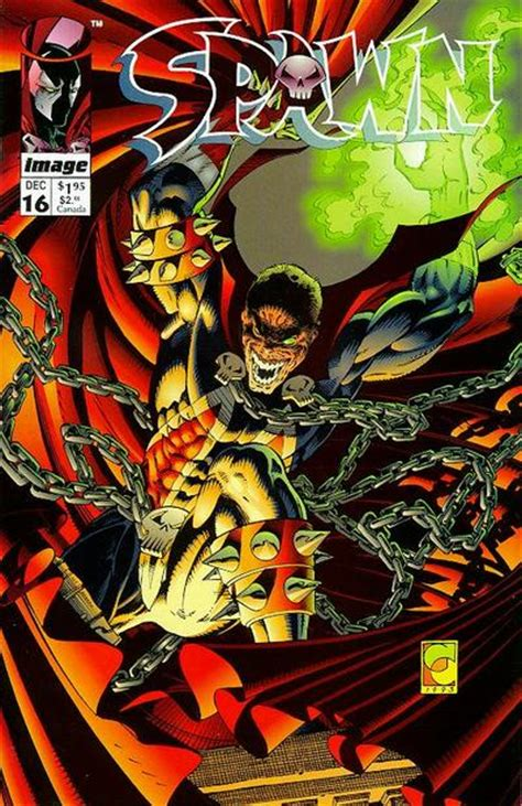 spawn vol 1 16 image comics database spawn top cow