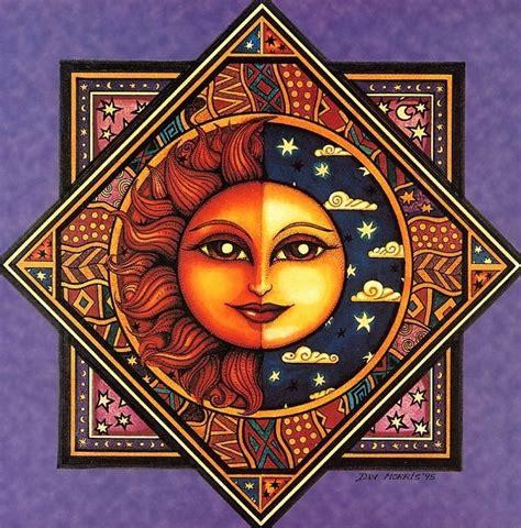 imagenes uñas mandalas graficos miranda sol y luna 1